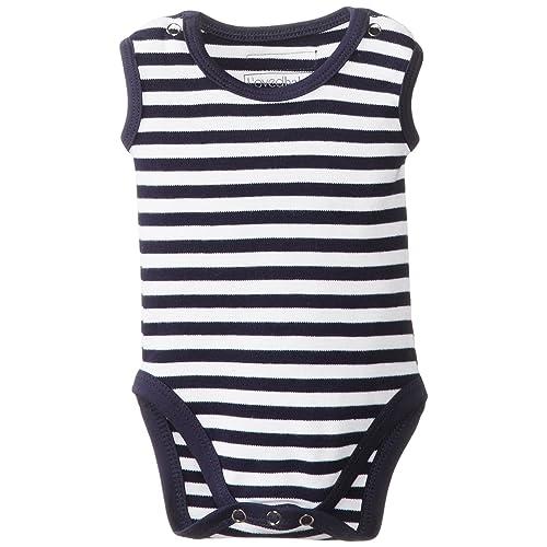 f23068a5a L'ovedbaby Unisex-Baby Newborn Organic Sleeveless Bodysuit