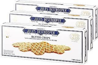 ベルギーお土産 デストルーパー バタークッキー 3箱セット