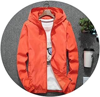 933d5d59fad Spring Autumn Jacket Men s Hooded CasualJackets Thin Men Coat Outwear 5122