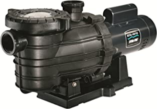 Pentair Sta-Rite MPE6D-205L Dyna-Pro Energy Efficient Single Speed Full Rated Self-Priming Pool and Spa Pump with Easy Off Lid, 3/4 HP, 115/230-Volt