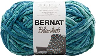 Bernat Blanket Yarn, Tide Pool