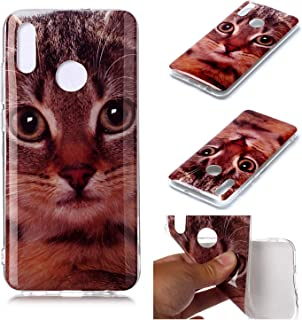 Miagon per iPhone 8 Plus Custodia CoverGatto Albero Farfalla PU