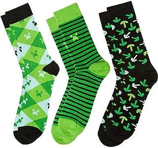 Best men's minecraft socks Reviews