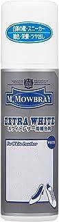 [エム・モゥブレィ] ホワイトレザー用補色・栄養クリーム エクストラホワイト メンズ 2112