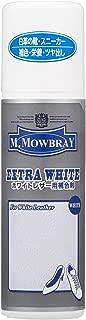 [エム・モゥブレィ] ホワイトレザー用補色・栄養クリーム エクストラホワイト 2112