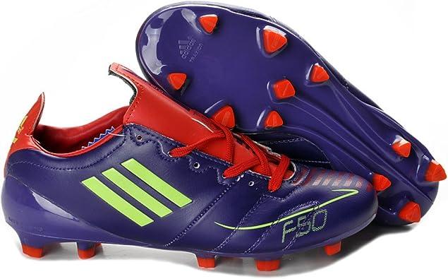 Amazon.com | Adidas - F50 Adizero Trx Fg (Lea) Mens Football Shoe ...