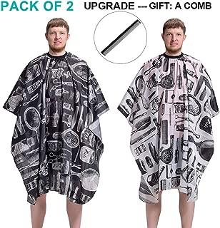 Best barber cape pattern Reviews