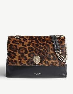 Ted Baker Bag For Women,Black & Brown - Shoulder Bags