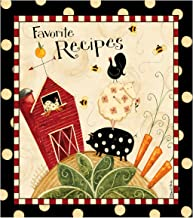 front page of recipe book