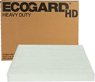 ECOGARD XC10606HD Premium Heavy Duty Truck Cabin Air Filter Fits Freightliner Cascadia 2008-2019, Century Class 1996-2011, Columbia 2000-2015, Coronado 2001-2019