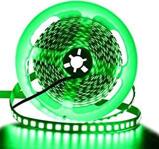 XUNATA 16.4ft LED Flexible Light Strip, 600 Units SMD 5054 LEDs(5050 Upgraded), 12V DC..