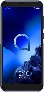 Alcatel 1S 5024D Dual SIM - 32GB, 3GB RAM, 4G LTE, Metallic Black