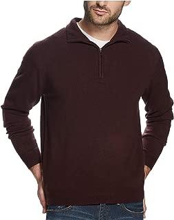 Men's Soft Touch 1/4-Zip Sweater