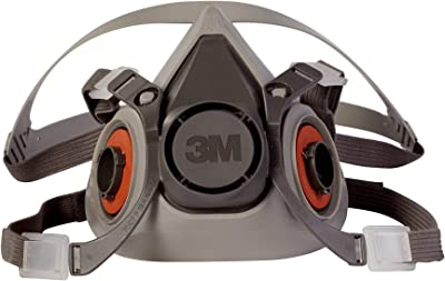 Best half face piece respirators for vapors