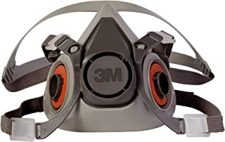 3m 6000 series half mask reusable respirator