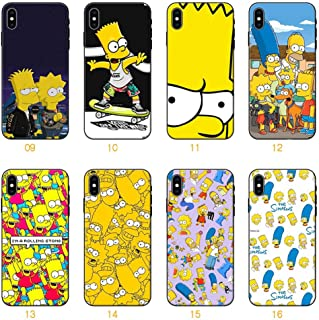 iPhone Self-Design Street Fashion The Simpsons Protective Cases (11, iPhone7/8)