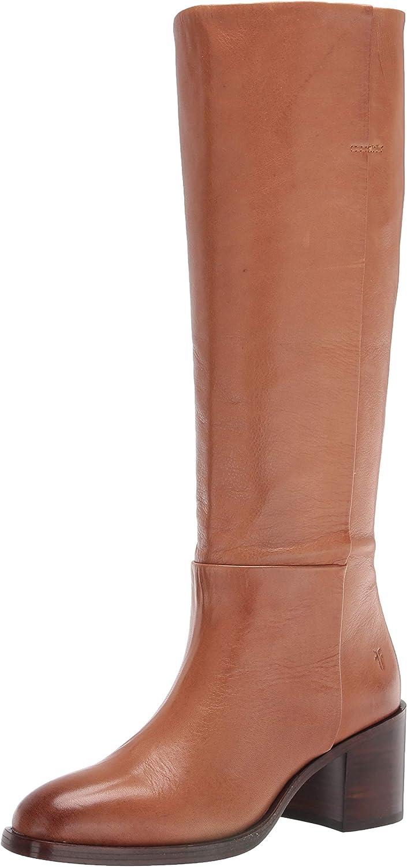 Frye Women's Monroe Pull on Tall Knee High Boot