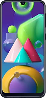 Samsung Galaxy M21 Dual SIM 64GB 4GB RAM 4G LTE (UAE Version) - Black - 1 year local brand warranty