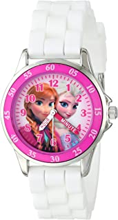 Disney Kids' FZN3550 Frozen Anna and Elsa Watch with...
