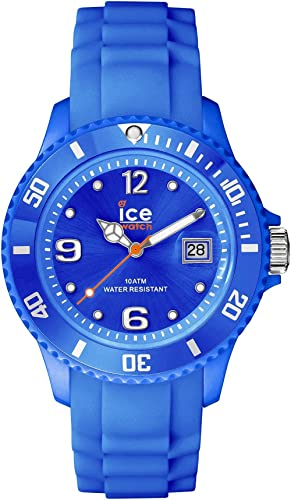 Ice-Watch - ICE forever Blue - Montre bleue avec bracelet en silicone