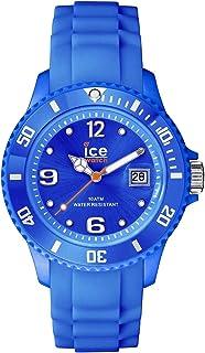 Ice-Watch - Ice Forever Blue – Montre pour homme bleue avec bracelet en silicone.