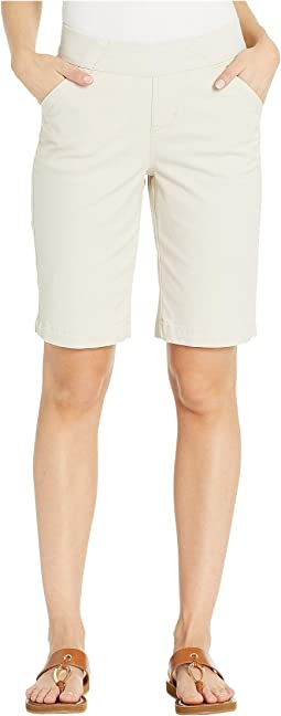 Gracie Pull-On Bermuda Shorts