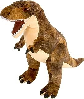 Wild Republic T-Rex Plush, Dinosaur Stuffed Animal, Plush Toy, Gifts For Kids, Dinosauria 10 Inches