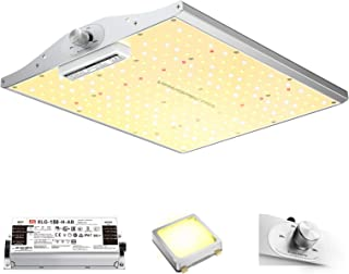 VIPARSPECTRA Newest XS 1000 LED Grow Light Compatible with Samsung Diodes & MeanWell Driver Dimmable Lights Full Spectrum ...