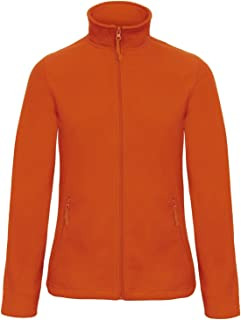 B&C Collection Womens/Ladies ID 501 Microfleece Jacket