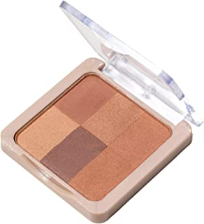 Ruby Rose Iluminador Bare Skin Highlighter 6 In 1 Nude Ref. Hb-7214COR 04