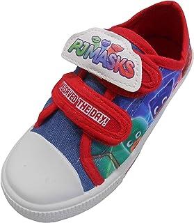 Wlamb PJ Masks Day Boys Canvas Shoes