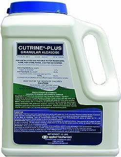 Applied Biochemists 390242A Cutrine-Plus Granular Algaecide, 12 Pounds, Brown/A (Renewed)