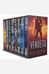 Gia: Books 1-8: A Gia Santella Crime Thriller Boxset (Gia Santella Crime Thriller Series) Kindle Edition