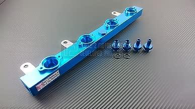 P2M Nissan S14/15 SR20DET Billet Aluminum Side Feed Injector Fuel Rail Kit 2-FRKSNS145-WSK