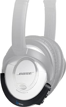 btunes adaptador inalámbrico con Bluetooth para auriculares BOSE Quiet Comfort 15(Nueva QC15/QC2)