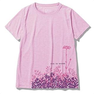 [フォックスファイヤー] Tシャツ 【8215191】【-3℃】【吸汗速乾】【UVカット】【コカゲシールド】【Tシャツ】Cシールド コスモスT S/S レディース 8215191