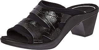 Romika Heel Sandals for Women - Black