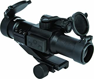 Millett Tactical M-Force 1x24mm Red Dot Sight with Cantilever Mount