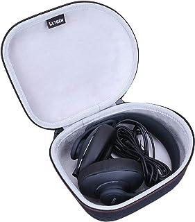 LTGEM Hard Case for AKG Pro Audio Studio K371 or K361 Headphones