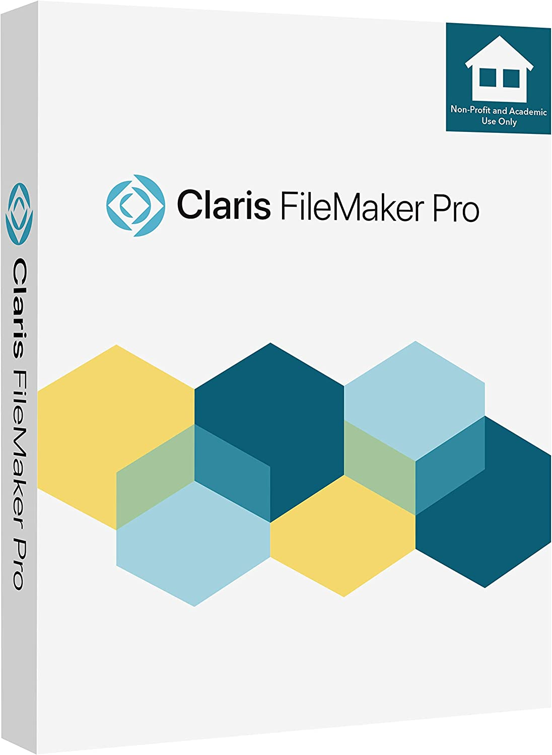 Factory outlet Claris FileMaker Pro Genuine Free Shipping 19 Education ESD Code Online PC Mac