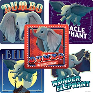 Dumbo Movie Stickers - Prizes 100 per Pack