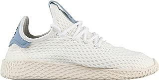 adidas Pharrell Williams Tennis HU (Kids) White/Blue