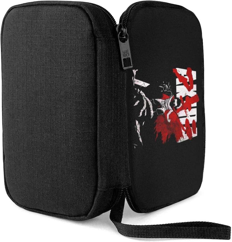 Zengqinglove Akira Stylish Data Cable Charger Cable Earphone Cable Storage Bag