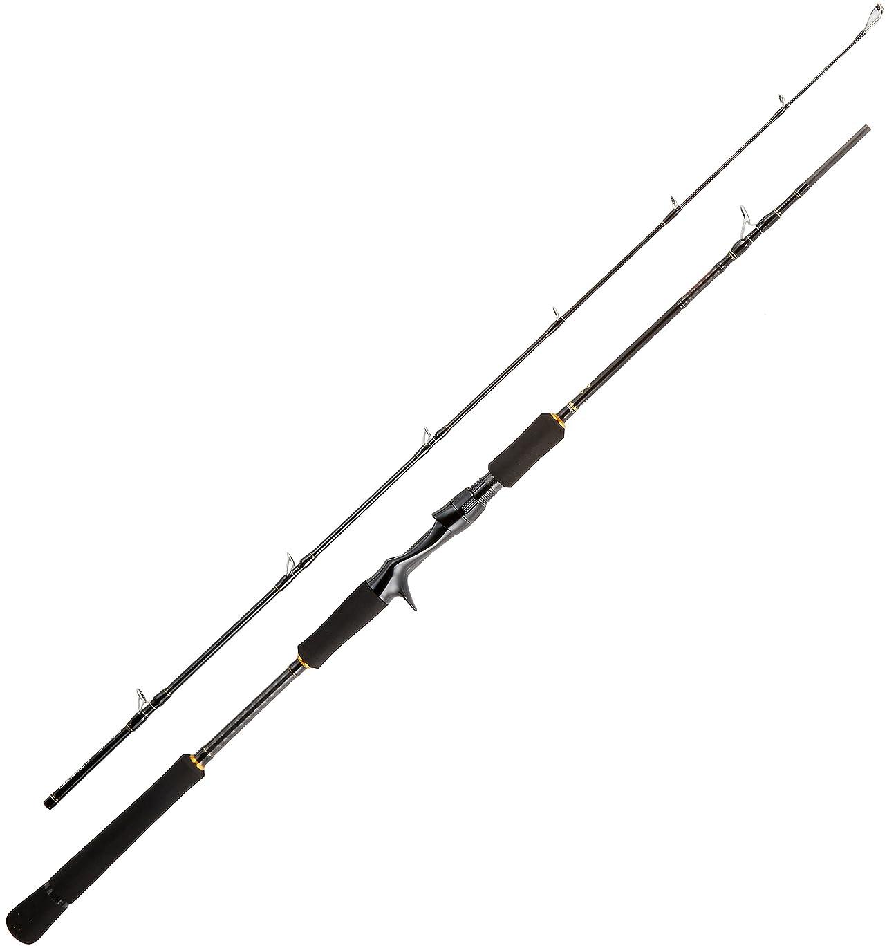 チューインガムコーン音楽家メジャークラフト ジギングロッド ベイト 3代目 クロステージ ジギング 2ピース CRXJ-B602/3 6.0フィート 釣り竿