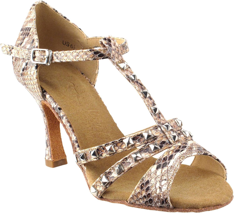 Party Party Beige Dance Shoes: SERA7012