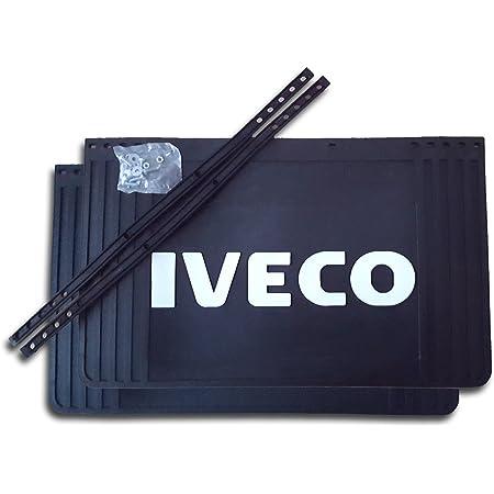 Trupa 2 X Schmutzfänger 400 X 300 Spritzlappen Spritzschutz Lkw Anhänger Iveco Auto