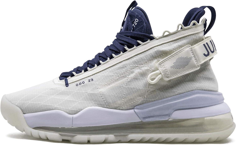 Nike Jordan Proto-Max 720 [BQ6623-104] Men Basketball Shoes Pale Ivory/Navy/US