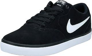Nike Sb Check Solar, Men's Skateboarding Shoes, (Black/White 001)