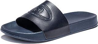 NDB Men's Classical Comfort EVA Rubber Slide Sandals