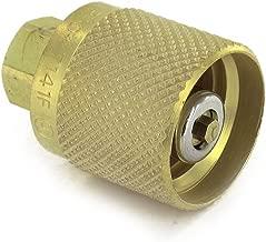 forklift propane tank service valve
